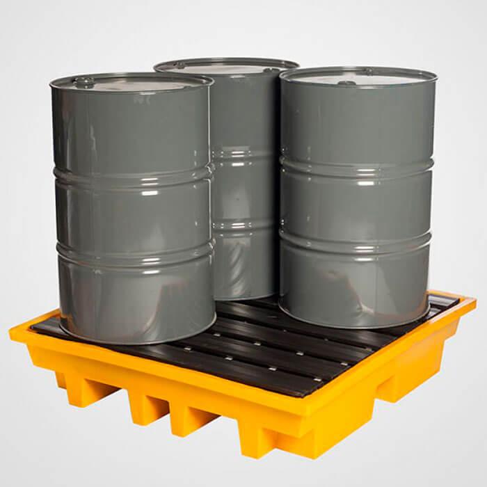 ecotambores-contenedores-metalico-tambor-gris-liso